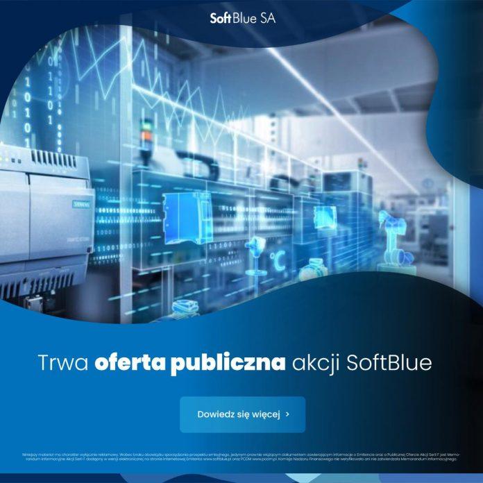 SoftBlue SA – Oferta Publiczna Akcji Serii F