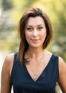 Ewelina Grabowska, szefowa Europejskiego Działu Usług Edukacyjnych z firmy Ericsson.