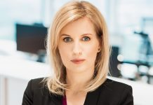 Anna Jarczewska Head of HR Standard Chartered