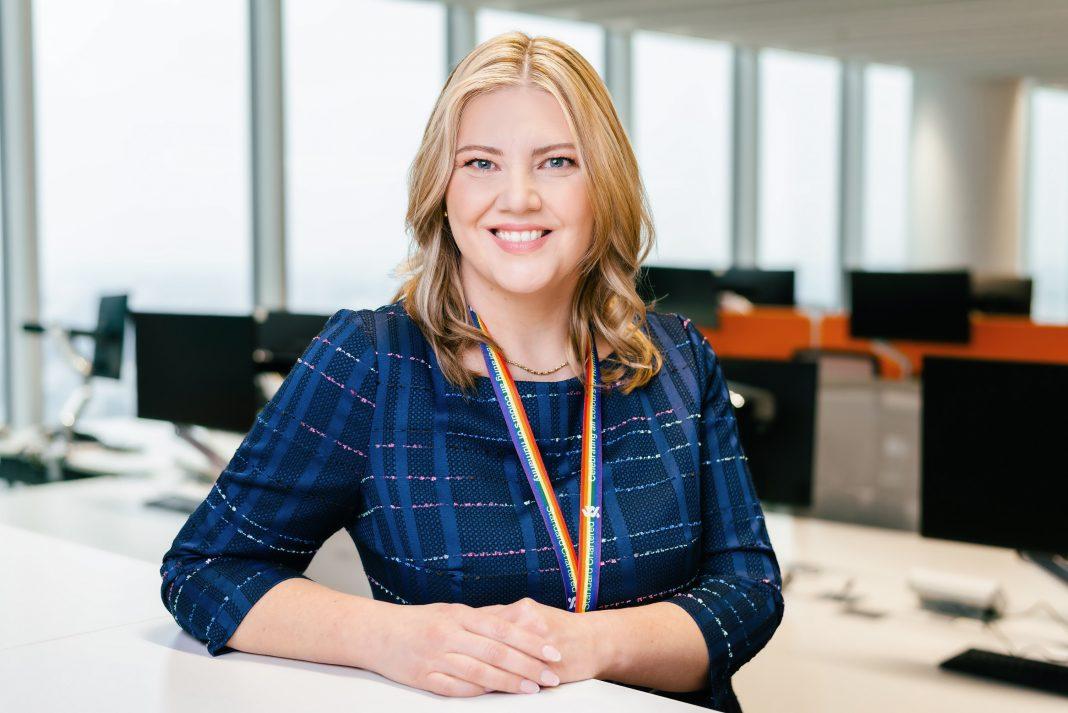 Anna Urbanska, CEO Standard Chartered