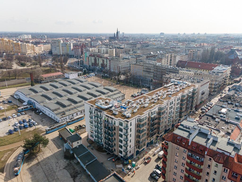 Bouygues Immobilier Zajezdnia Wrocław