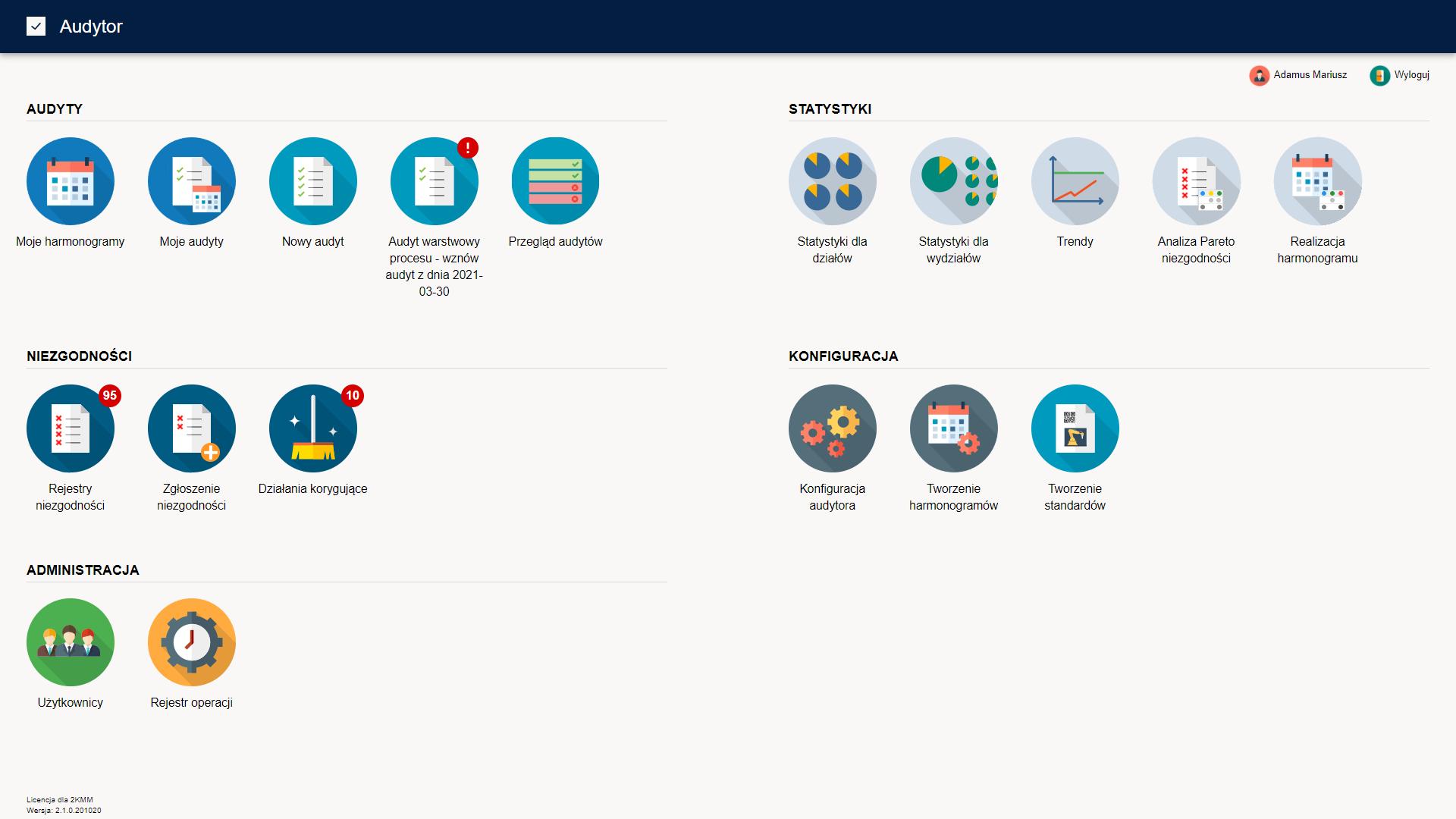 Interfejs aplikacji - materiały Etisoft2