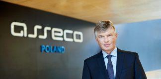 Krzysztof Groyecki, Asseco
