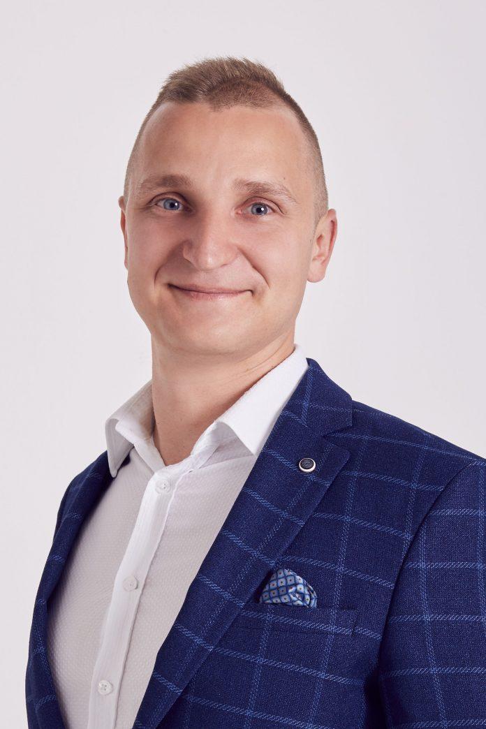 Adrian Łapczyński, CEO Epic VR