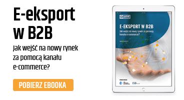 E-eksport w B2B